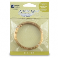 14 Gauge Artistic Wire laiton anti-ternissement