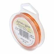 22 Gauge Artistic Wire cuivre naturel