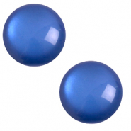 Cabochon classique 12mm Polaris Elements soft tone Bleu iolite