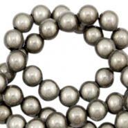 Perles Miracle 3D 12mm taupe