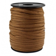 Paracord rond 4mm marron