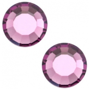 Swarovski Elements SS20 flatback (4.7mm) Amethyst purple