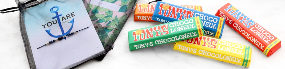 Tablette de chocolat Tony's Chocolonely